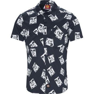 Regular | Skjortor | Blå
